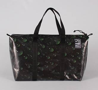 Recycled Billboard Bag - med gear 30482
