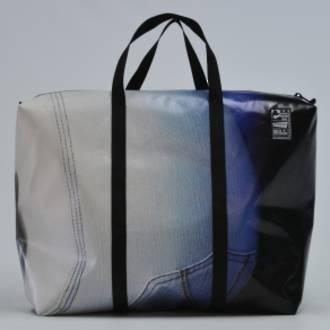 Recycled Billboard Bag - large gear 30499