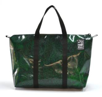 Recycled Billboard Bag - med gear 30508