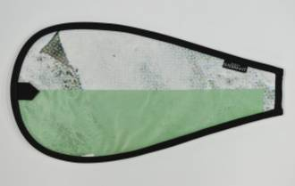 Paddle Blade Cover  - Recycled Billboard 37006