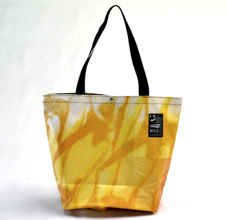 Recycled Billboard Bag - tote 40051