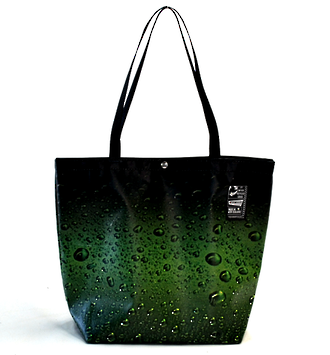 Recycled Billboard Bag - tote 40054