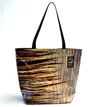 Recycled Billboard Bag - tote 40056