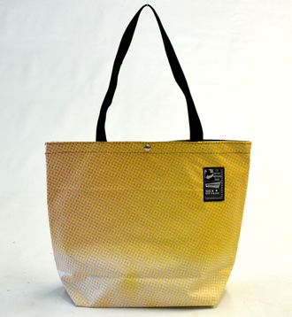 Recycled Billboard Bag - tote 40065