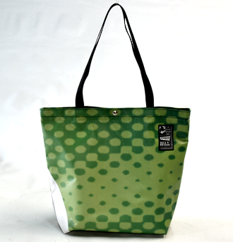 Recycled Billboard Bag - tote 40069