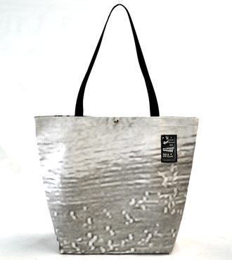 Recycled Billboard Bag - tote 40077