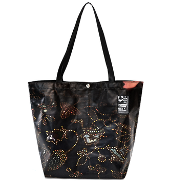 Recycled Billboard Bag - tote 40078