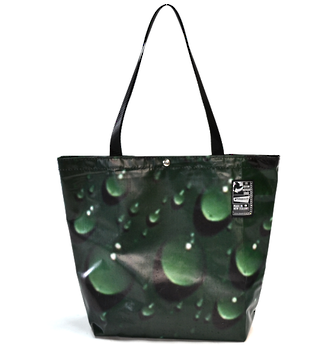Recycled Billboard Bag - tote 40079