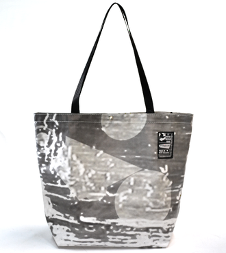 Recycled Billboard Bag - tote 40084