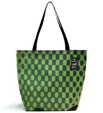 Recycled Billboard Bag - tote 40087