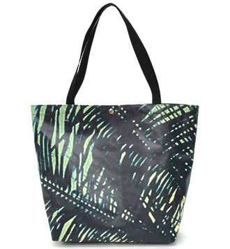 Recycled Billboard Bag - tote 40091