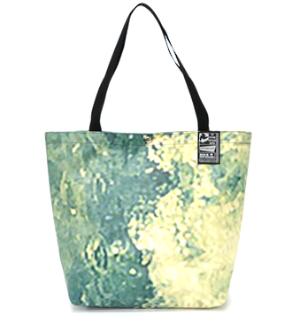 Recycled Billboard Bag - tote 40094