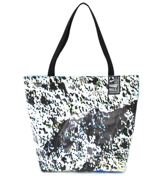 Recycled Billboard Bag - tote 40095