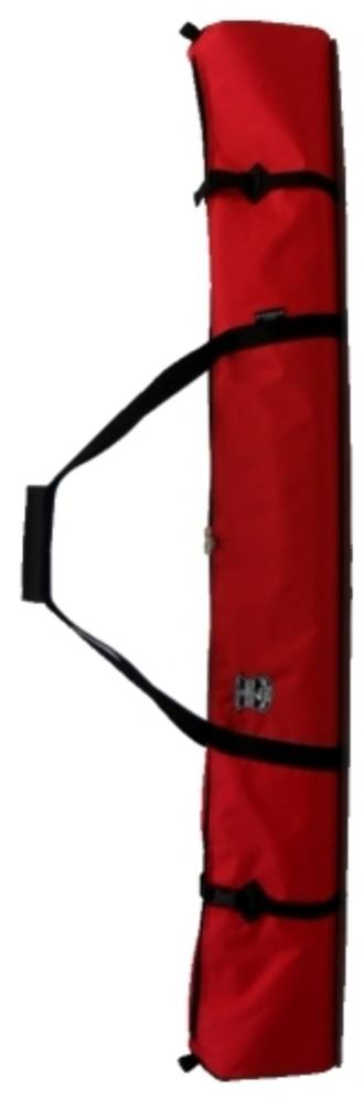 Single Ski Bag - Red Single 165