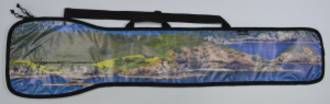 Waka Ama Double Paddle Bag  - Recycled Billboard 52001