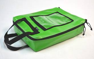 PPE / Gear Bag - Green (38cm x 50cm x 13cm)