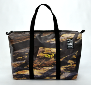 Recycled Billboard Bag - med gear 30564