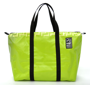 Recycled Billboard Bag - med gear 30579