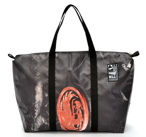 Recycled Billboard Bag - med gear 30586