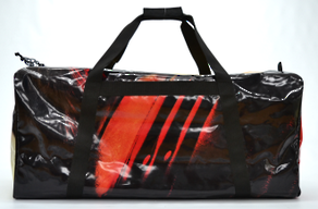 Recycled Billboard Huge Gear Bag - 30606