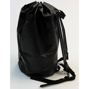 PVC Rope / Duffle Bag - Black 39004