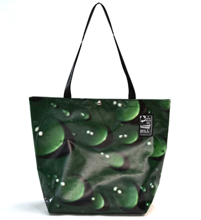 Recycled Billboard Bag - tote 40070