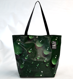 Recycled Billboard Bag - tote 40088