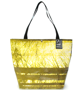 Recycled Billboard Bag - tote 40093