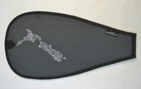 Paddle Blade Cover  - Travel Charcoal