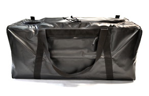 Seriously Sturdy Gear Bag with side pocket 186 Litres – Black PVC