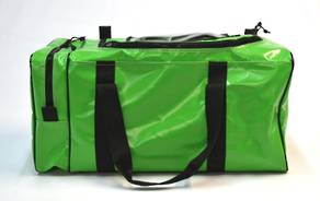 PPE / Gear Bag - Green (35cm x 35cm x 70cm, end pocket U-shaped zip)