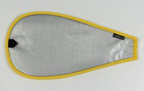 Paddle Blade Cover  - Tour Yellow