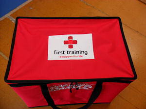 padded dummie bag first training 1