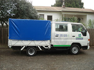 small truck covers 7